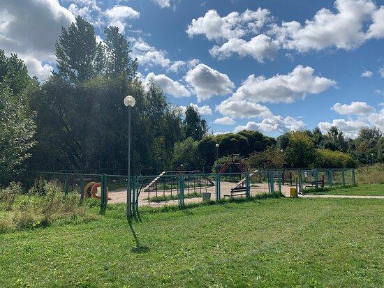 Территория парка