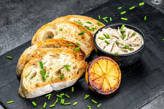 Smoked mackerel spread