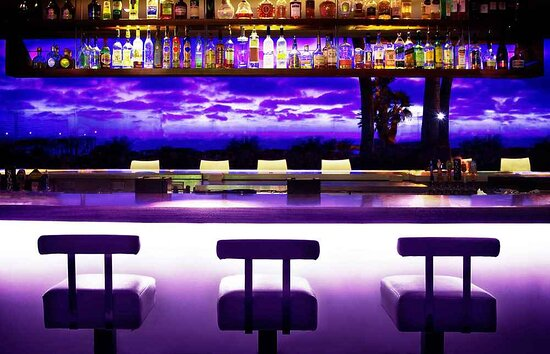 Bar created for a birthday party catering in Surrey