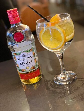 See our range of spirits