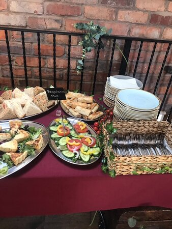 Buffets for your events