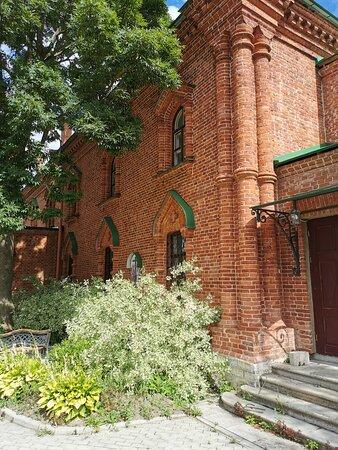 Девичий Староладожский Успенский монастырь