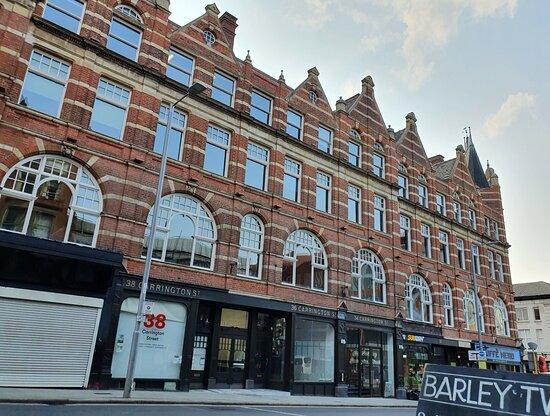 35 Carrington Street Building