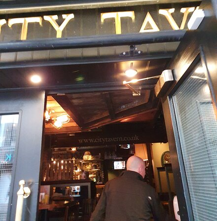 The City Tavern Newcastle.