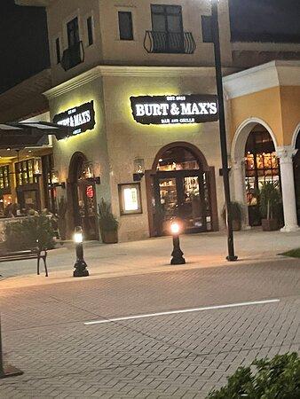 Burt & Max's