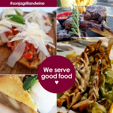 #SONJAGRILLANDWINE Please share your photos, when you visit us, at our Rooftop restaurant in Protaras main street. 👨🍳
