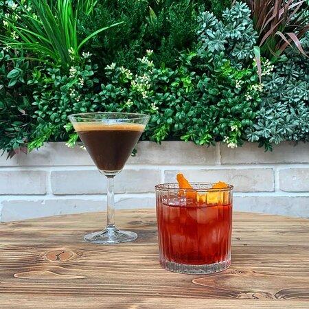   Espresso Martini   Negroni