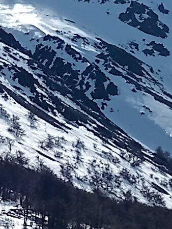Esquel, Argentina: Centro de esquí la hoya