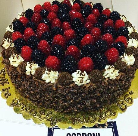 Foresta Nera Cake