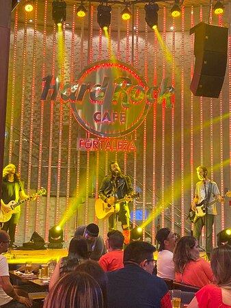 Hard Rock - Melhor lugar