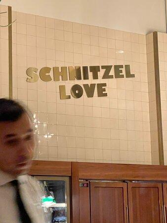 The Schnitzel at its best..