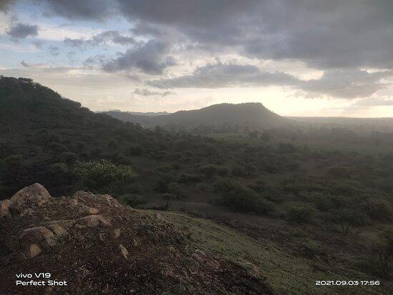 Gautameshvar Mandir And Lake