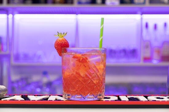 Ostuni, Italy: Cocktail