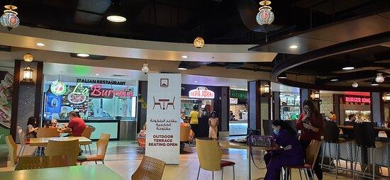 Ras Al Khaimah, De Forenede Arabiske Emirater: Dark, Bad food court
