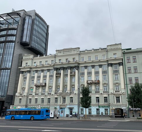 Доходный дом Е.И. Чепелевской на Зубовском бульваре, 13