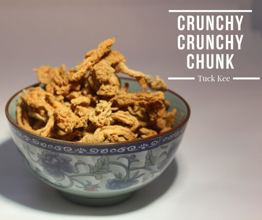 Tuck Kee crispy pork floss is a great way to satisfy your craving for a little snack at any time of the day!