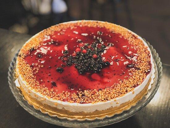 Rom, Italien: Dessert