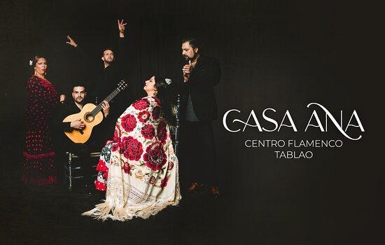 Casa Ana Centro Flamenco Tablao