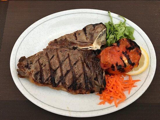 Gorgeous T-bone steak