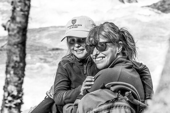 Liza et sa fille, Camille