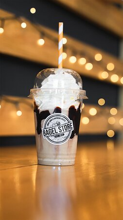Milkshake coffee & chocolate