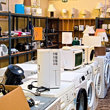 White goods and small electrical