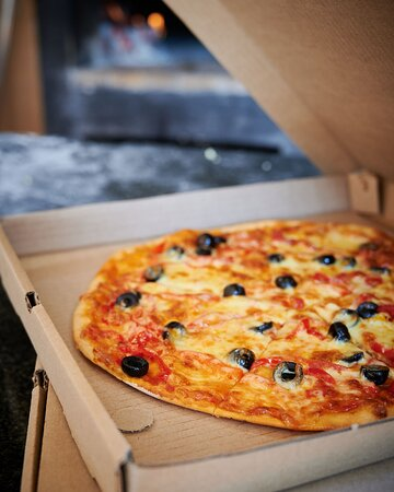 We are known for our Pizza takeaways!