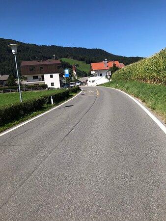 Bellissimo percorso in bici da San Candido a Brunico