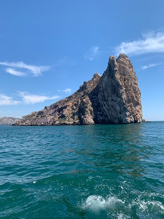 Aguilas, Ισπανία: View from Barco Don Pancho