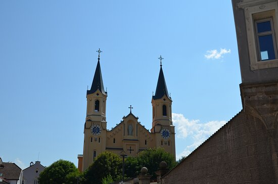 La chiesa parrocchiale di Santa Maria Assunta