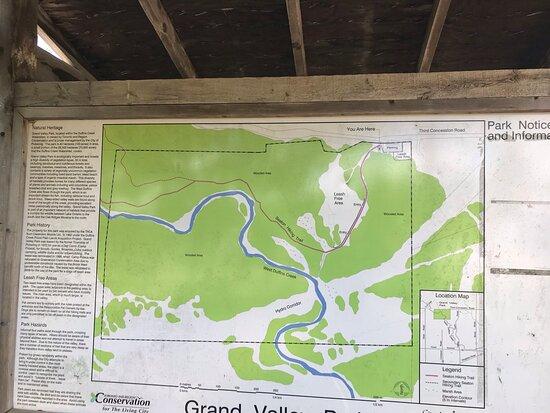Seaton Hiking Trail