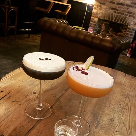 Happy hour Mon-Thurs 4pm - 7pm £6.50 for all cocktails