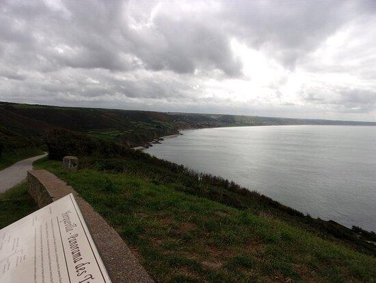Panorama D'herqueville