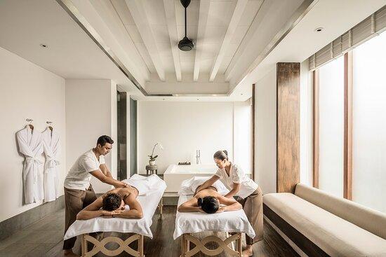 Canggu, Indonesia: COMO Shambhala - Couple Treatment Room