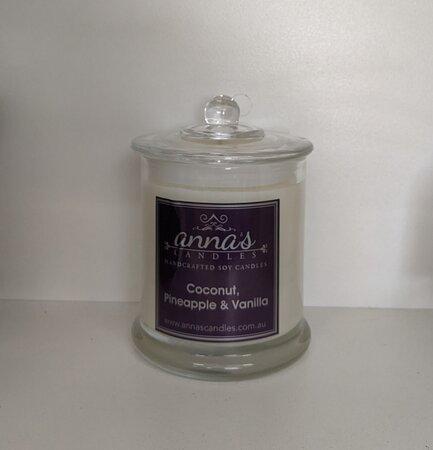 Anna's Candles