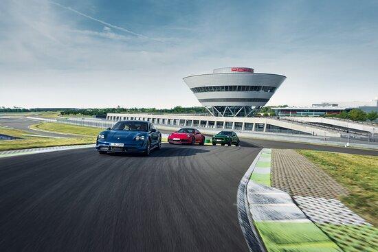 Porsche Experience Center Leipzig