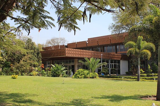Mulungushi International Conference Centre