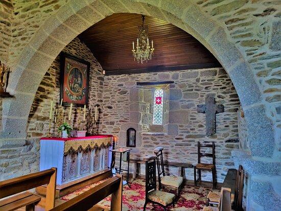 Eglise de la Salvetat