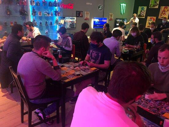 Reload Gaming Bar