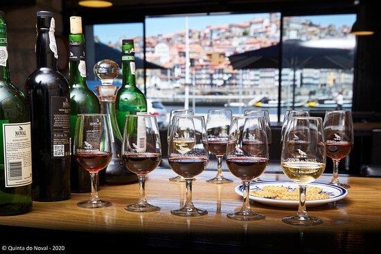 Quinta Do Noval wine shop & tasting room - Gaia