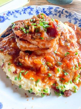 Addison, TX: shrimp and grits