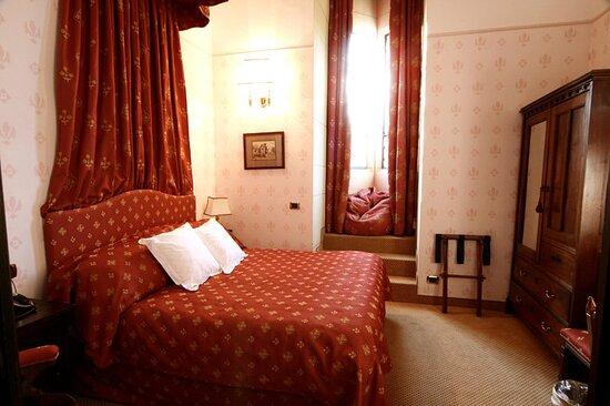 Oleggio Castello, Ιταλία: Room