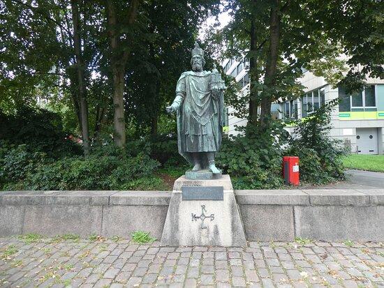 Denkmal Kaiser Karl der Grosse