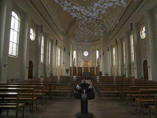 Kleiner Michel ( Katholische Pfarrkirche St. Ansgar und St. Bernhard)