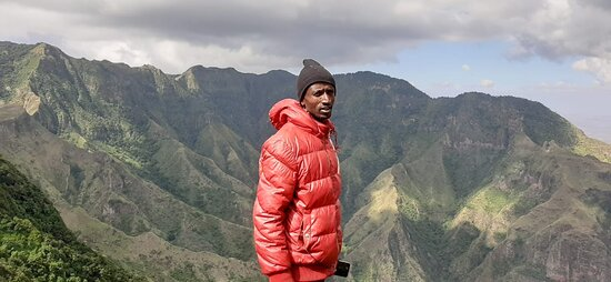 Loiyangalani, كينيا: Here is Shukri Lasapicho (+254729924433) our amazing guide. Very thoughtful, switched on, he made the experience enjoyable to the next level
