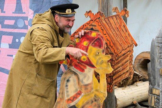 """Cherepovets, Russia: """"Галинские паруса"""" - познавательно-развлекательный проект для детей и взрослых"""