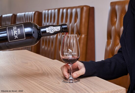Quinta Do Noval Wine Shop & tasting room - Pinhao