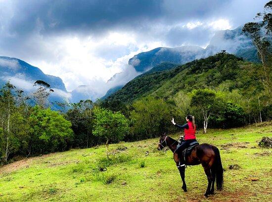 Cavalgada Turística Estância Do Vale
