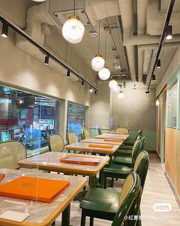 舒適港式餐廳