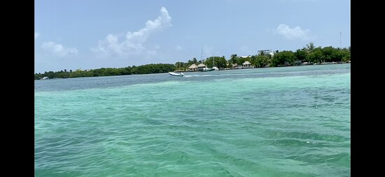 Jet Ski Rental in Caye Caulker, Belize صورة فوتوغرافية